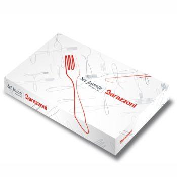 Barazzoni pack posate 3D 2