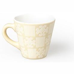 Tazza caffè Etnika Beige
