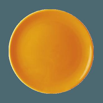 Piatto frutta Arancio Trendy