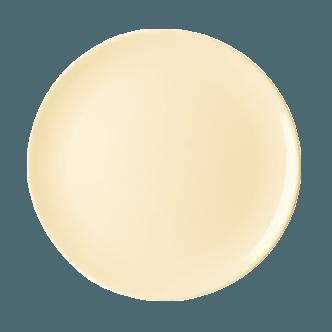 Piatto frutta beige Trendy