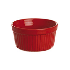 Ramequin Trendy rosso