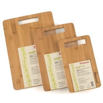 Tagliere Bambù serie