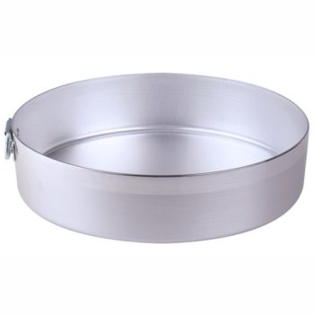 Alluminio Tortiera cilindrica