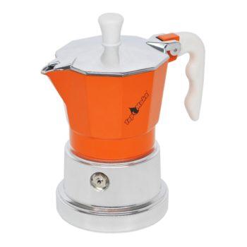 Top Moka arancio
