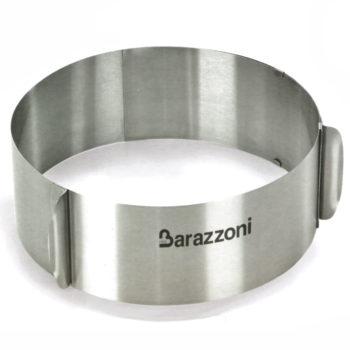 Barazzoni my utensil anello torta estensibile