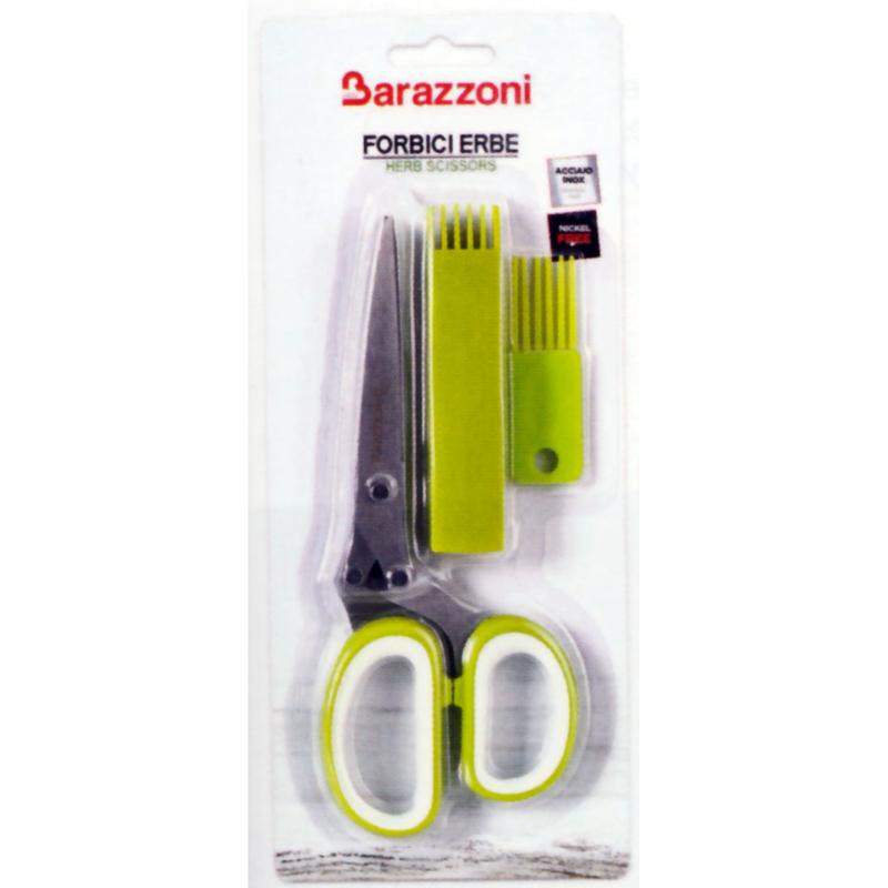 Barazzoni Manodomestici Forbice erbe Packaging
