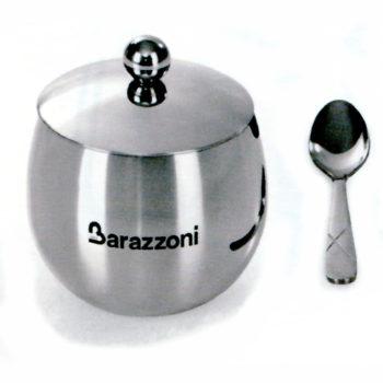 barazzoni my utensil zuccheriera con cucchiaino