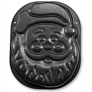 Stampo Babbo Natale Vespa