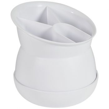 Scolaposate bianco Allegra MONGARDI